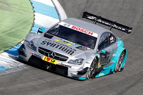 DTM – Ufficializzati i piloti Mercedes per il 2015