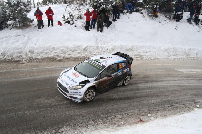 """WRC – Evans: """"Peccato per l'errore nella ps 11"""""""