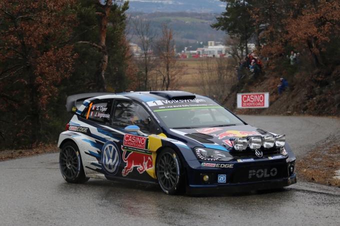 WRC – Ogier passa al comando