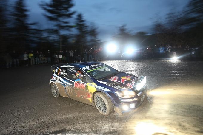 WRC – Ogier stabile al vertice