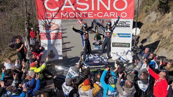 WRC – Ogier re di Montecarlo
