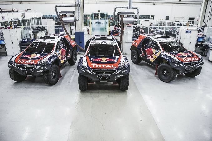 Speciale Dakar 2015: L'edizione del grande rientro Peugeot