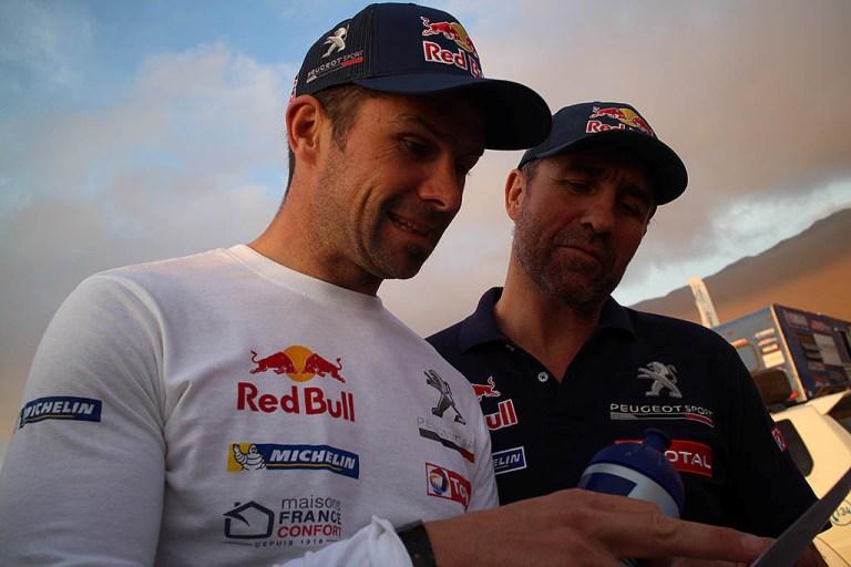 Speciale Dakar 2015: Peterhansel chiude settimo la marathon di Iquique