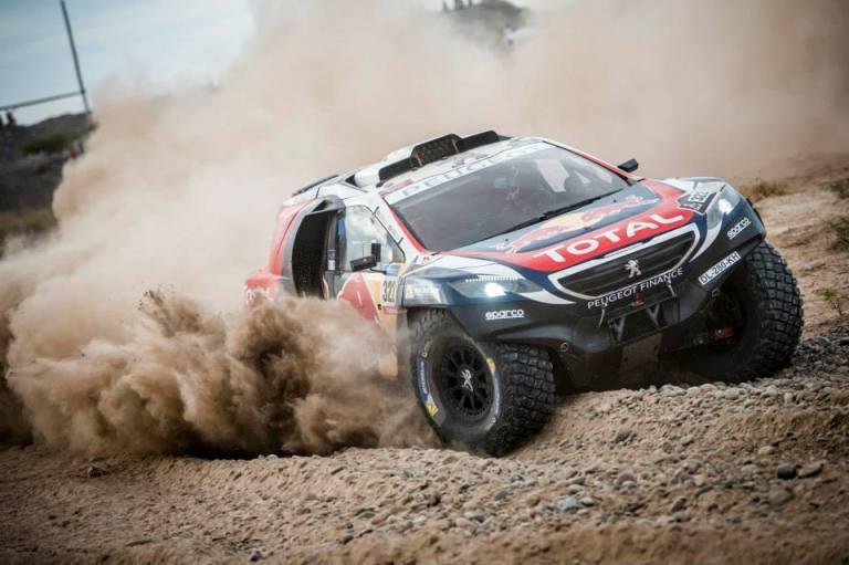 Speciale Dakar 2015: Sainz ottimo quarto nella terza tappa
