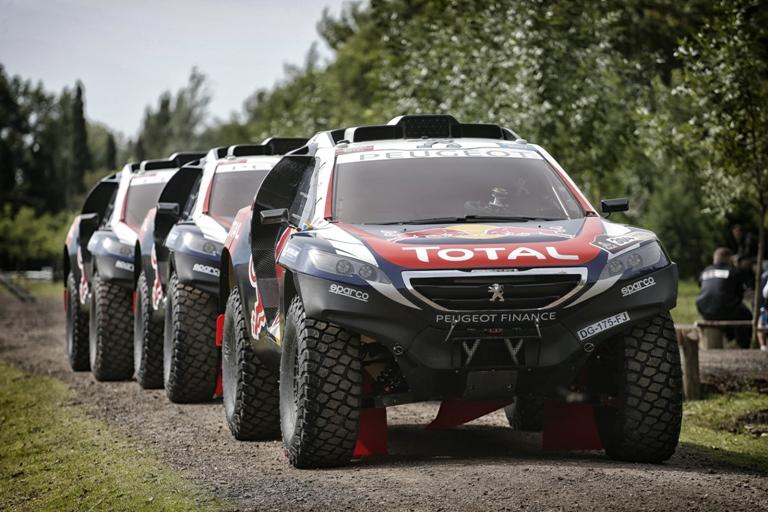 Speciale Dakar 2015: Peterhansel recupera nella quarta tappa