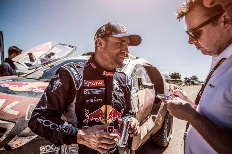 Speciale Dakar 2015: Peterhansel settimo a Rosario