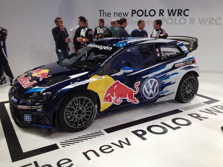 WRC – La Polo si tinge di blu