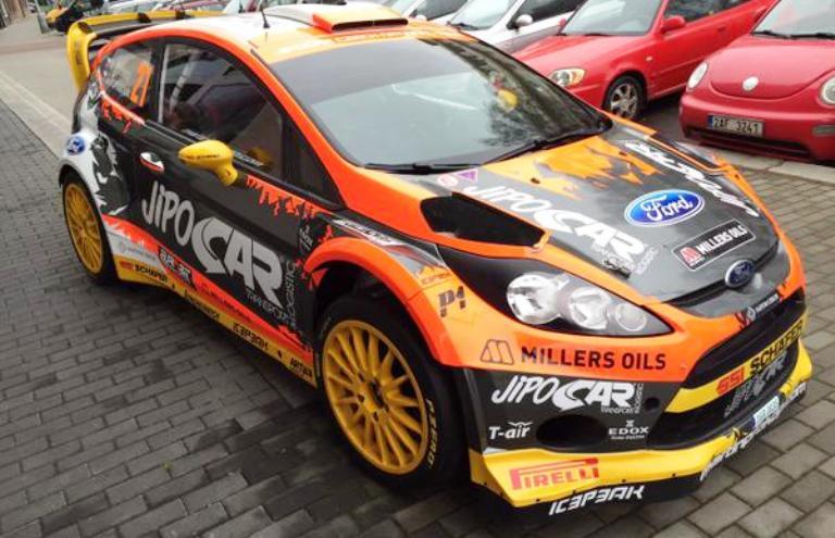 WRC – Prokop svela la sua Fiesta