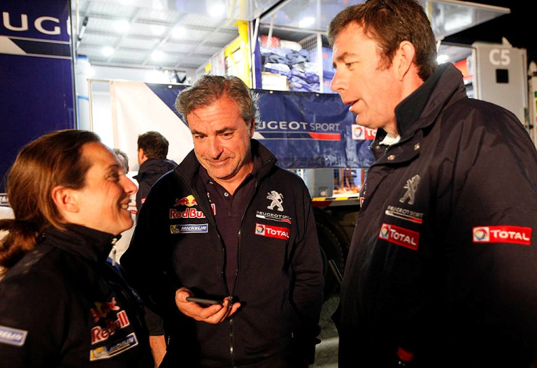 "Speciale Dakar 2015 – Sainz: ""Penso già all'anno prossimo"""