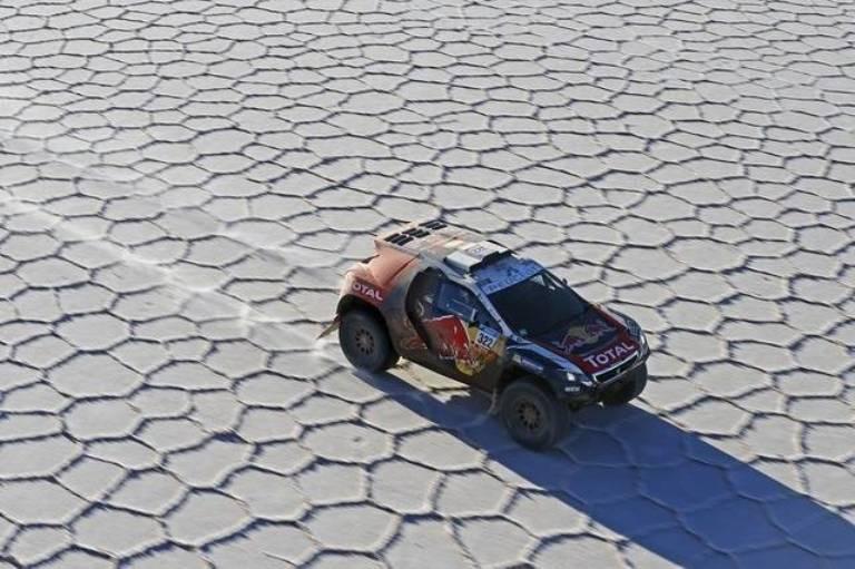 Dakar – Peugeot ha già la testa al 2016