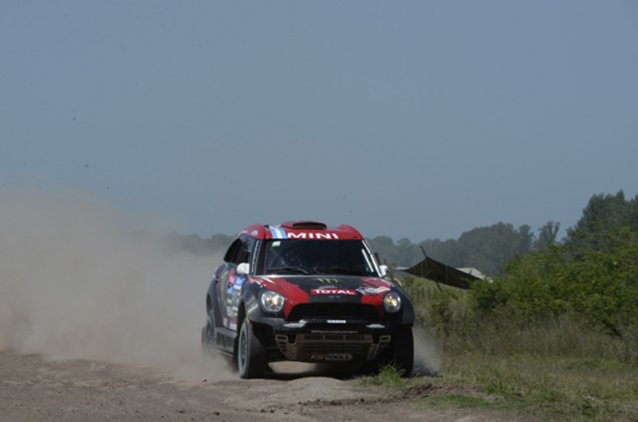 Dakar 2015 – Al-Attiyah sanzionato per eccesso di velocità