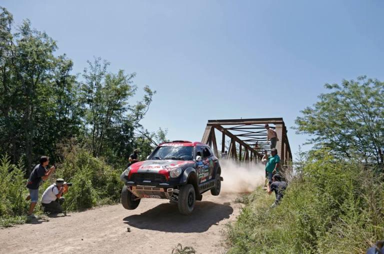 Dakar 2015 – Terranova fa sua la terza tappa