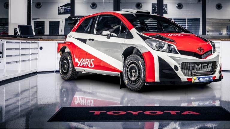 WRC – La Toyota conferma il ritorno dal 2017