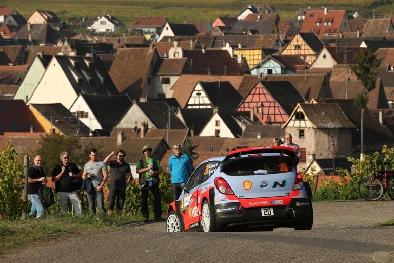 WRC – Il Rally di Francia lascia l'Alsazia