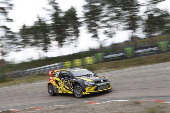 Rallycross – Tanner Foust presente a quattro round mondiali