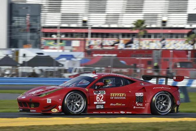 USCC – Bertolini a Sebring con una Ferrari della Risi Competizione