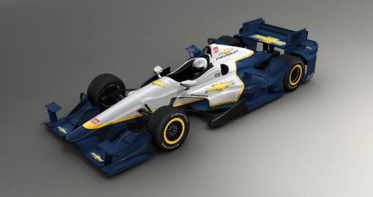 IndyCar – La Chevrolet scopre il nuovo pacchetto aerodinamico