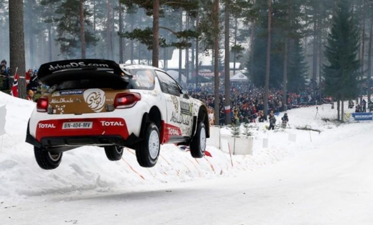WRC – Citroën delusa dalla Svezia
