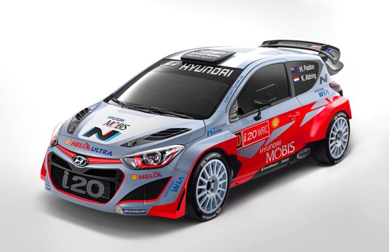 WRC – Hyundai raddoppia