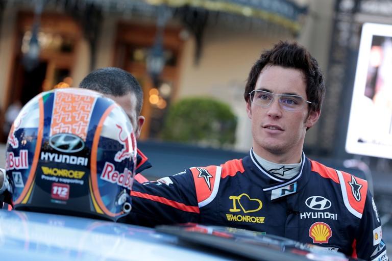 """WRC – Neuville: """"Difficile familiarizzare con il fondo svedese"""""""