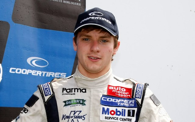 Jordan King salta in GP2 con Racing Engineering