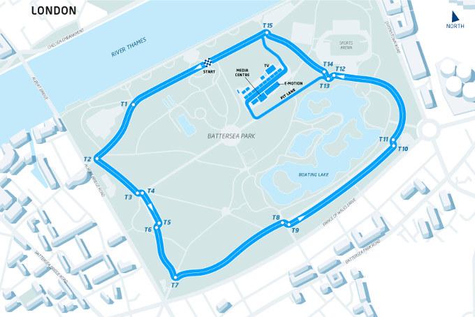 Formula E – Via libera ad una doppia gara a Londra
