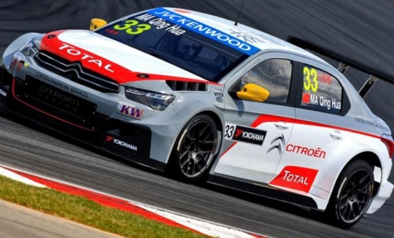 WTCC – Ma Qing Hua ancora con Citroën
