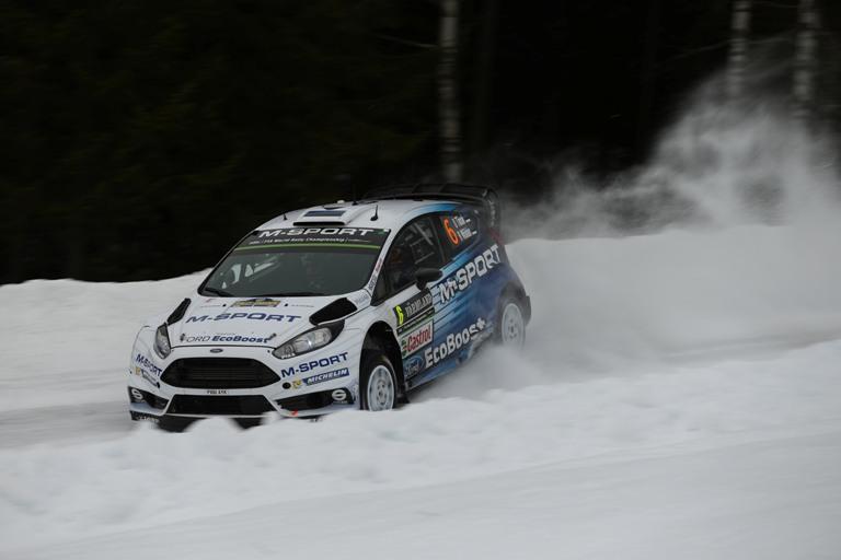 """WRC – Tänak: """"Devo solo ritrovare la velocità"""""""