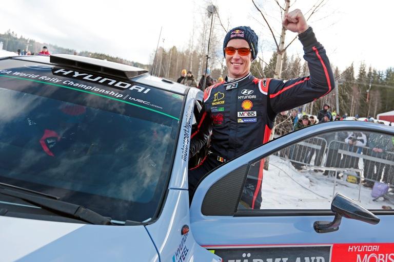 """WRC – Neuville: """"Meglio di così impossibile"""""""