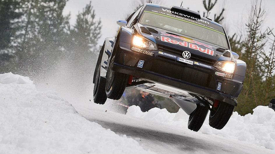 WRC – Ogier e Volkswagen subito davanti