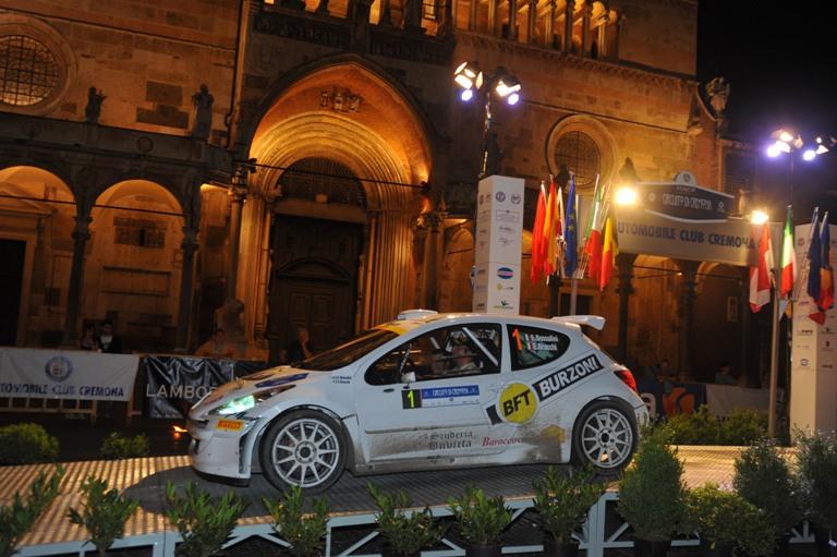 Riparte la Peugeot Competition