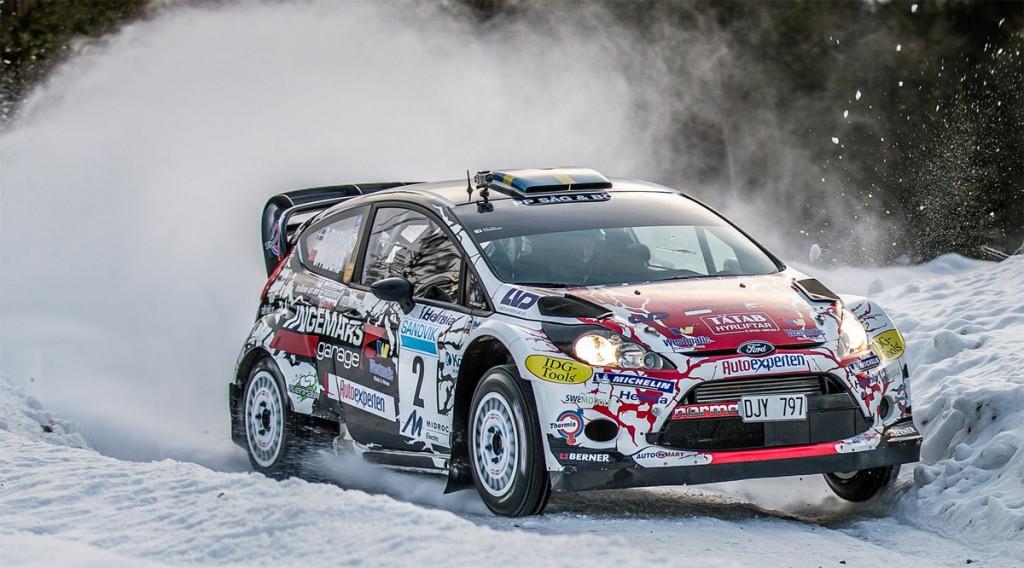 WRC – Svezia, PS1: A sorpresa la spunta Tidemand