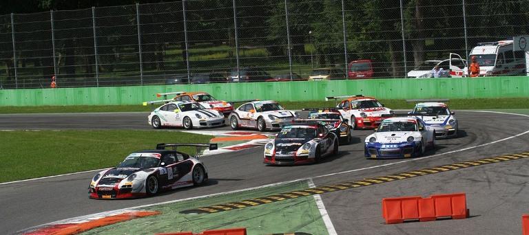 Tante novità per la Targa Tricolore Porsche