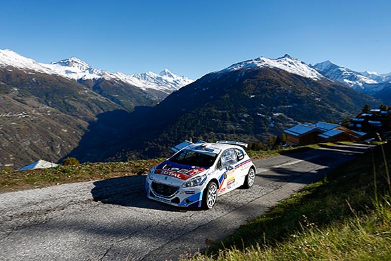 ERC – Il Valais al posto del Tour de Corse