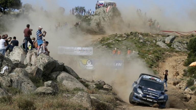 WRC – In Sardegna chilometraggio record