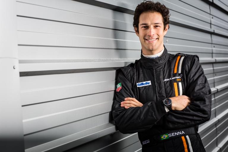 GT – Senna firma con la McLaren