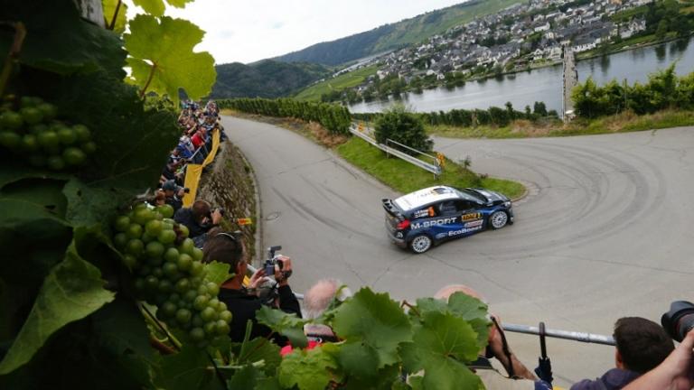 WRC – La Germania si rinnova