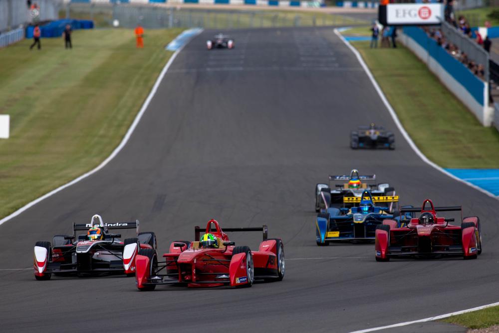 Formula E – Ufficializzate le tre sessioni di test pre-campionato