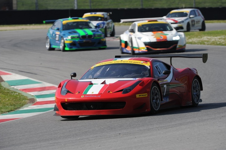 Nel weekend al Mugello la Hankook 12 Ore Italia