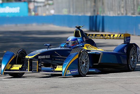 Formula E – Miami: Magistrale Nicolas Prost