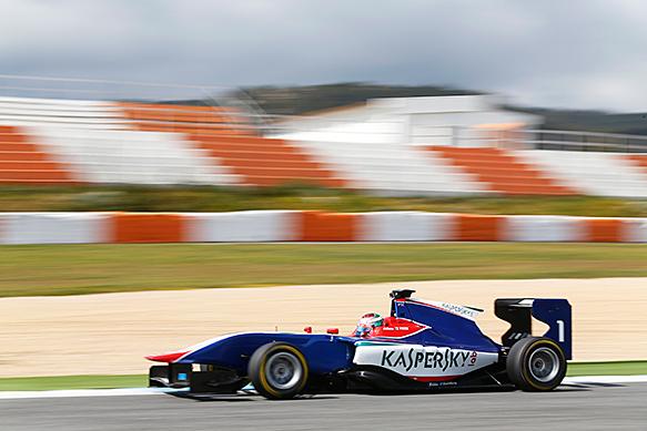 Test GP3 Estoril, giorno 1: Ottimi tempi per gli italiani