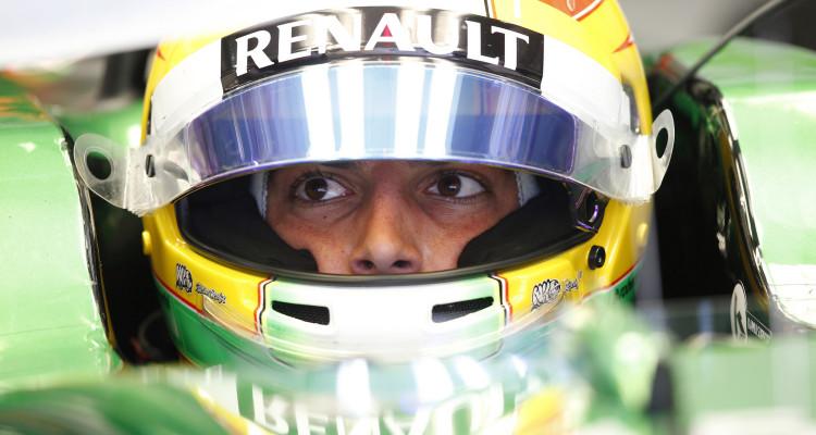 Test GP2 Abu Dhabi, giorno 3: Stanaway il più veloce