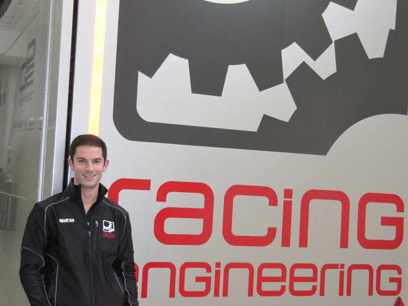 GP2 – La Racing Engineering ingaggia Alexander Rossi