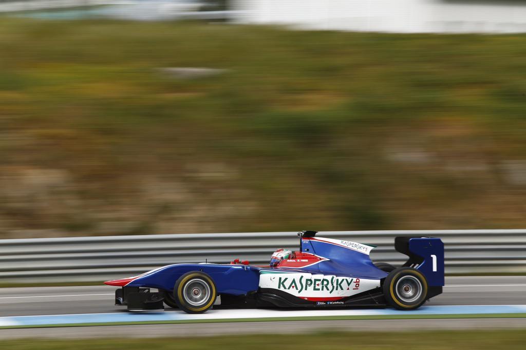"""GP3 – Antonio Fuoco: """"Il lavoro con la squadra è stato ottimo"""""""