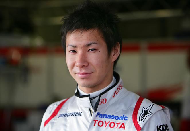 WEC – Kamui Kobayashi riserva per la Toyota