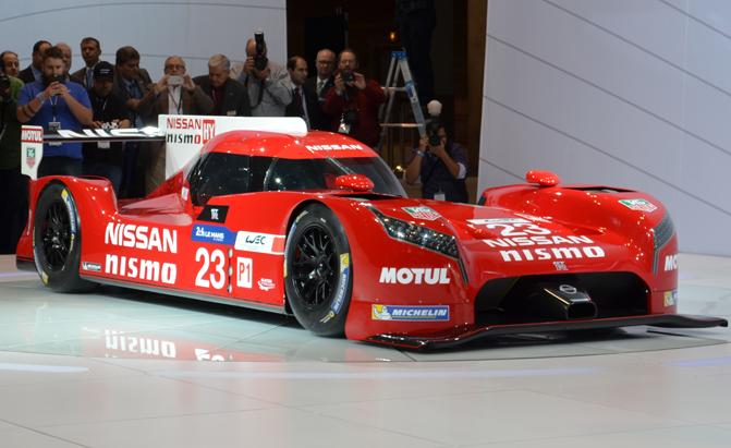 WEC – Crash test superato per la Nissan GT-R LM Nismo