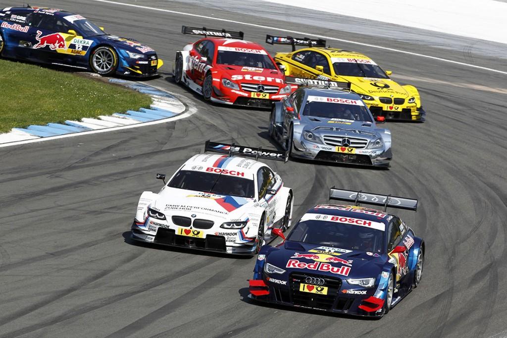 DTM – Definito il nuovo format di gara