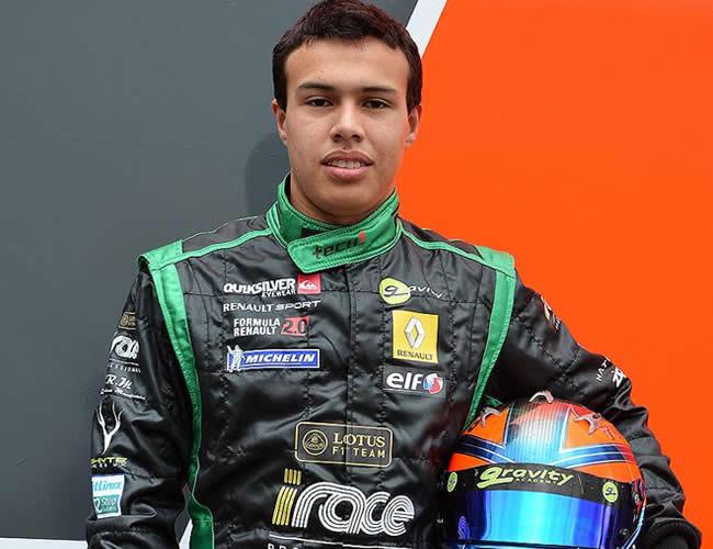 GP3 – La Trident punta anche su Oscar Tunjo