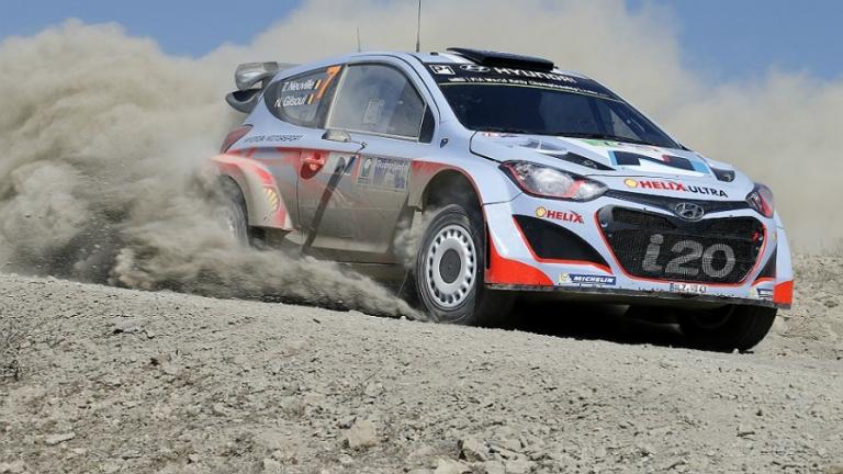 WRC – La Hyundai modifica il motore per il Rally del Messico
