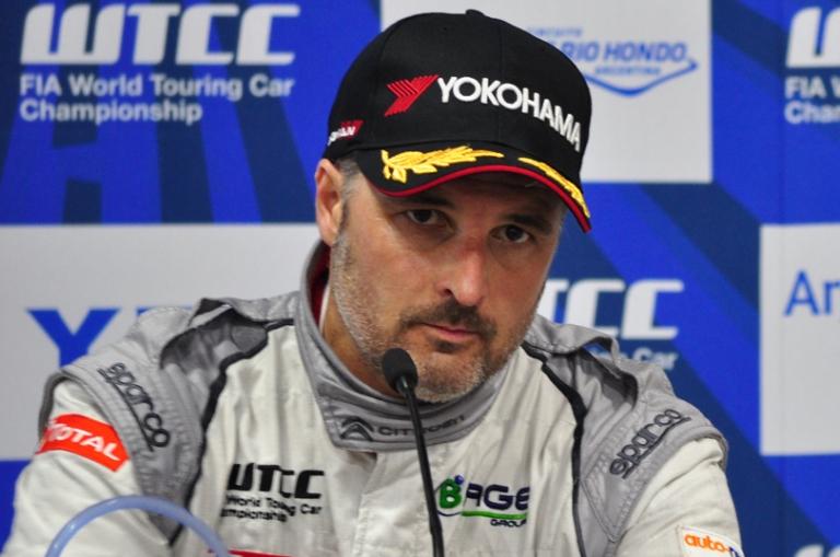 Müller al Rallye du Chablais